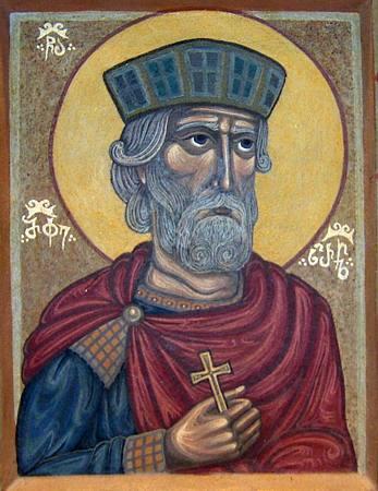 мч. Арчила, царя Іверського