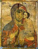 Старорусская ікона Б. М.