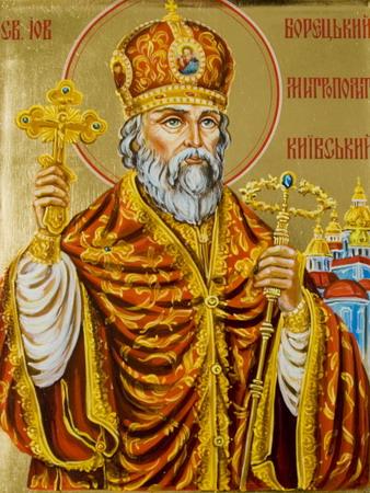 Свт. Іова (Борецького), митр. Київського і всієї Руси