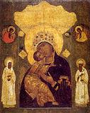 Волоколамської iкони Божої Матерi